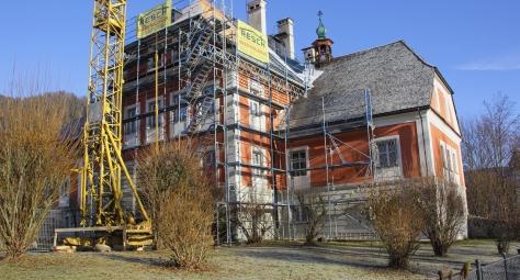 Das Museum Schloss Adelsheim in Berchtesgaden gibt der Heimat ein Gesicht